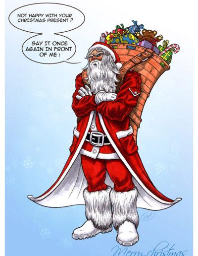 Merci Père-Noel