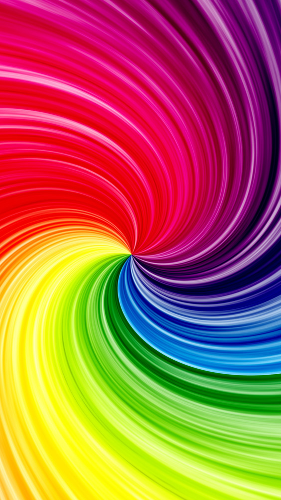 Image multicolore