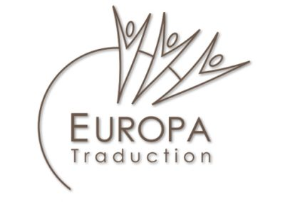 Logo Europa traduction